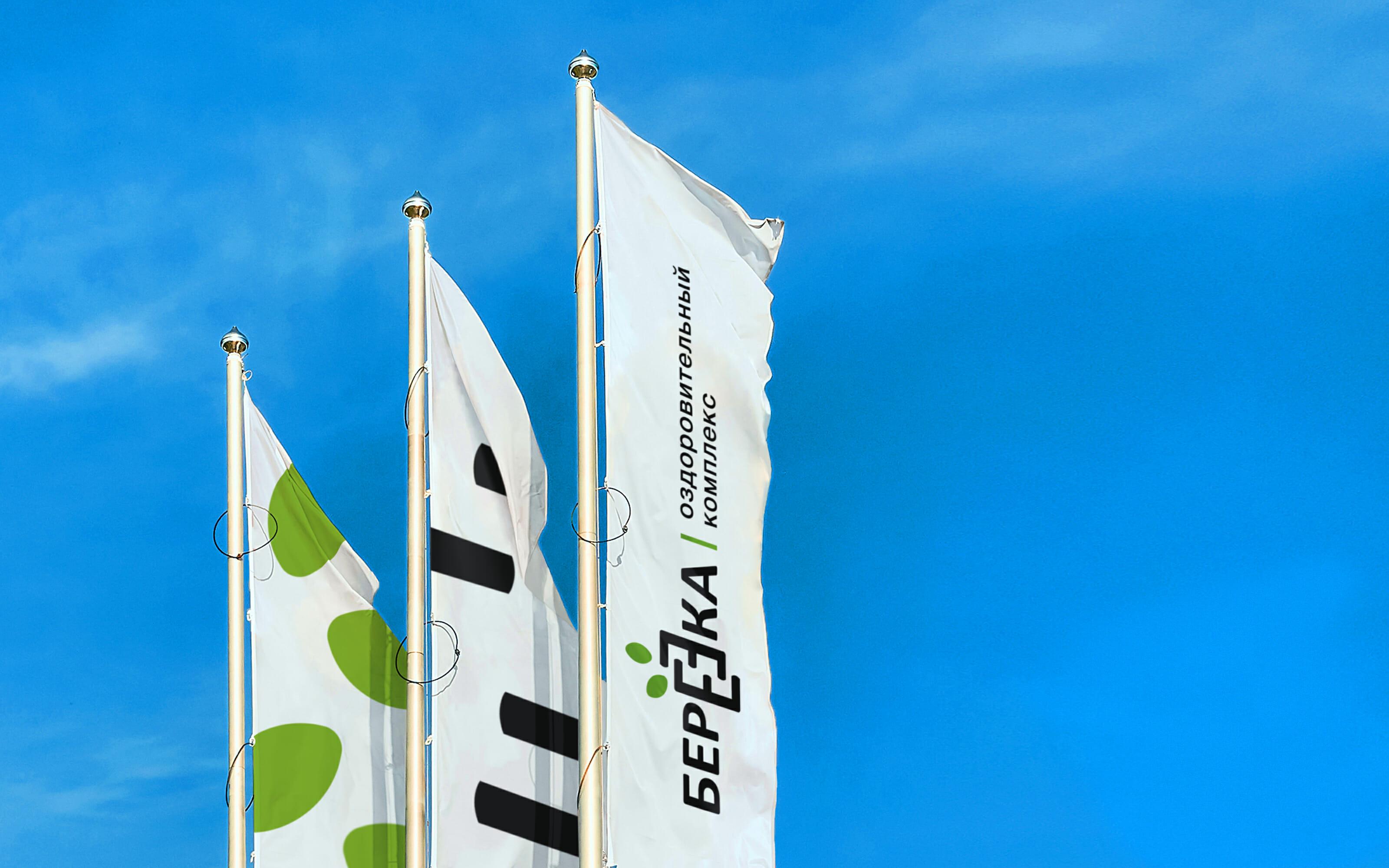 Агентство Мухина Дизайн (Muhina Design) - Редизайн логотипа и фирменного стиля лагеря «Берёзка»